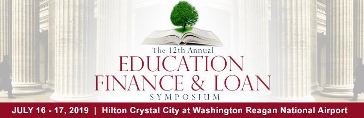 12th Annual Education Finance & Loan Symposium